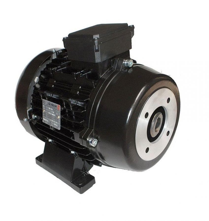 Κινητήρας μονοφασικός 4ΗΡ 230V/50Hz, καρέ εισόδου D24