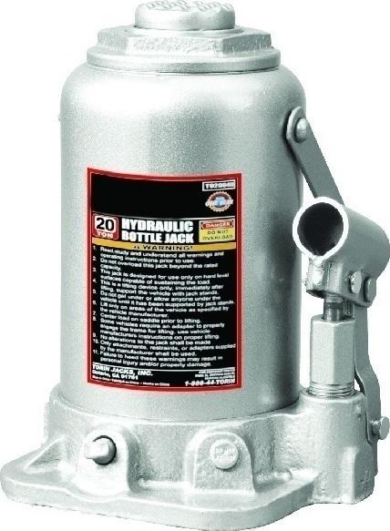 Γρύλος Μπουκάλας 20 Ton BORMANN BWR5021