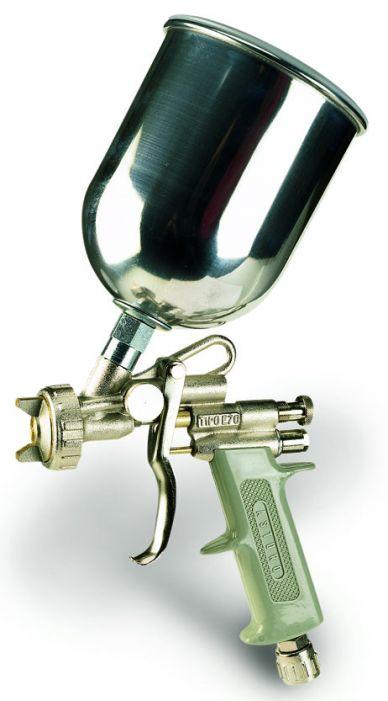 Πιστόλι βαφής άνω δοχείο 600ml