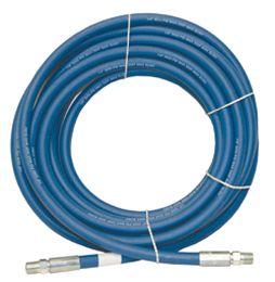 Σωλήνας υψηλής πίεσης με μεταλλικό πλέγμα R2 10m Μπλέ