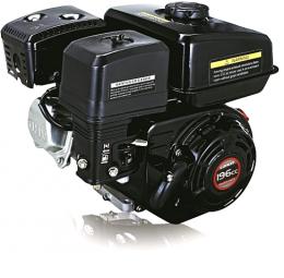 Βενζινοκινητήρας Loncin G200F δύο στοιχείων