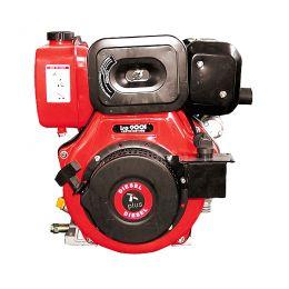 Κινητήρας Πετρελαίου 10 ΗΡ Με Κώνο 25mm Με Μίζα  LD186E1