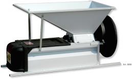Σπαστήρας Grifo DMA χειροκίνητος με διαχωριστήρα - κυλίνδρους - αναδευτήρα - κοχλία 90x50 1500kg/hour