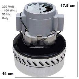 Hλεκτρικό μοτέρ σκούπας 1400watt 2 σταδίων made in italy