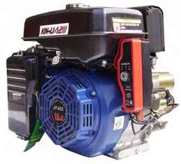 Βενζινοκινητήρας 15hp 3600 στροφών JF420-L με μίζα