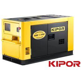 Γεννήτρια πετρελαίου Kipor KDE 12STAF