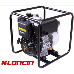 Αντλητικό συγκρότημα Loncin LC50D/HE 2 ίντσες