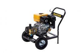 SUBARU-MASTER RG 6186 Τροχήλατο πλυστικό υψηλής πίεσης 186 bar 700lit hour