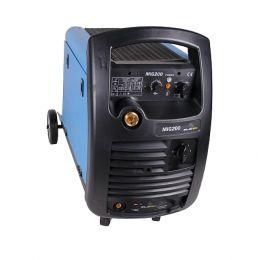Ηλεκτροκόλληση με μετασχηματιστή MIG200