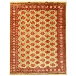 Bokhara 291X189cm Nomad Wool Rug
