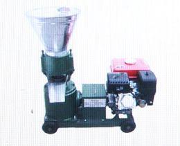 Μηχάνημα παραγωγής pellet  KL120A, ΜΕ 6.5HP, βενζινοκινητήρα