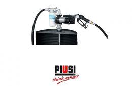 Κιτ αντλία βαρελιού μεταφοράς βενζίνης 220V 250watt 50lit/λεπτό piusi made in italy