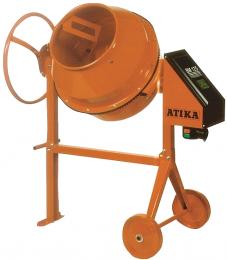 Ηλεκτρική Μπετονιέρα Παραγωγής Σκυροδέματος BM 125 S ATIKA