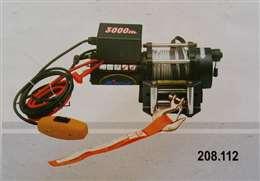 Εργάτης οχημάτων KDJ 3000 2,5hp 12V 1361Kg έλξη