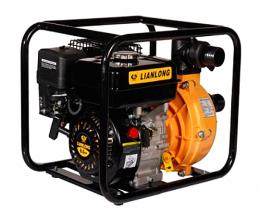 Βενζινοκίνητο αντλητικό υψηλής πιέσεως κατάλληλο για πυρόσβεση LianLong LLQD50-100E