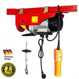 Παλάγκο γερανάκι ηλεκτρικό 200 - 400 ΚG 18m