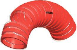 Σωλήνας Τροφίμων Σπιράλ (Κόκκινος) Heliflex Atoxico SR