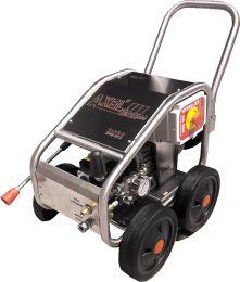 Yδροπλυστική μηχανή υψηλής πίεσης κρύου νερού 200bar/15lt/min 7.5hp made in italy