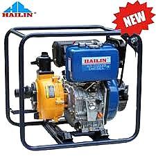 Αντλία πετρελαιοκίνητη υψηλής πίεσης HAILIN HL50CXE 6,7 hp και 2 ίντσες