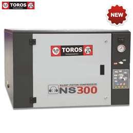Αεροσυμπιεστής ηχομονωμένος 5,5 Hp 750 lt/min TOTAL 750 TOROS