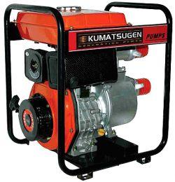 Αντλητικο συγκροτημα πετρελαιου (25m) 4.2HP KUMATSU AP50