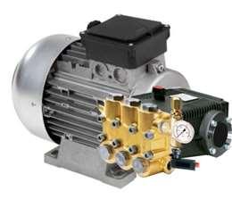 Πιεστική μονάδα υψηλής πίεσης 350Bar/21lt/min