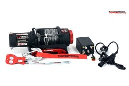 Εργάτης PowerWinch PW4500SR 4500lbs 2,041kgs 3.9hp