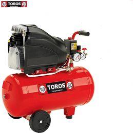 Toros TM 24/2.5 Αεροσυμπιεστής μονομπλόκ