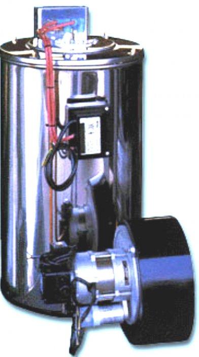 Μπόιλερ ζεστού νερού (καυστήρας) Ιταλίας 800lt/hr 300bar
