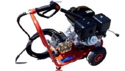 Πλυστικό μηχάνημα κρύου νερού βενζινοκίνητο 180bar 700lit/h