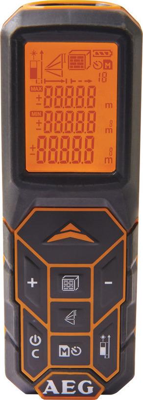 Μετρητής Laser Πολλαπλών Λειτουργιών 3 Σημείων AEG LMG 50