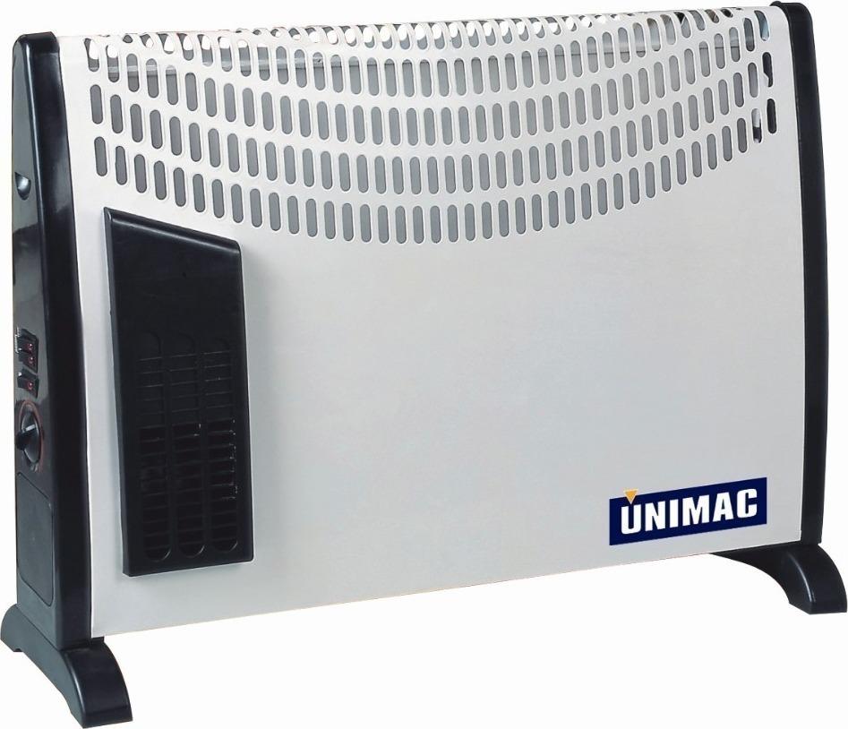 Θερμοπομπός (κονβέκτορας) με turbo ανεμιστήρα 2000 Watt Unimac