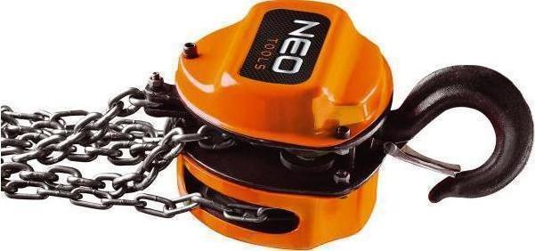 Παλάγκο Αλυσίδας 1.0 Ton - 3m  Neo Tools 11-760