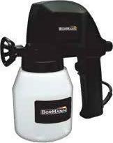 Πιστόλι βαφής ηλεκτρικό 60 Watt Bormann BPG7000