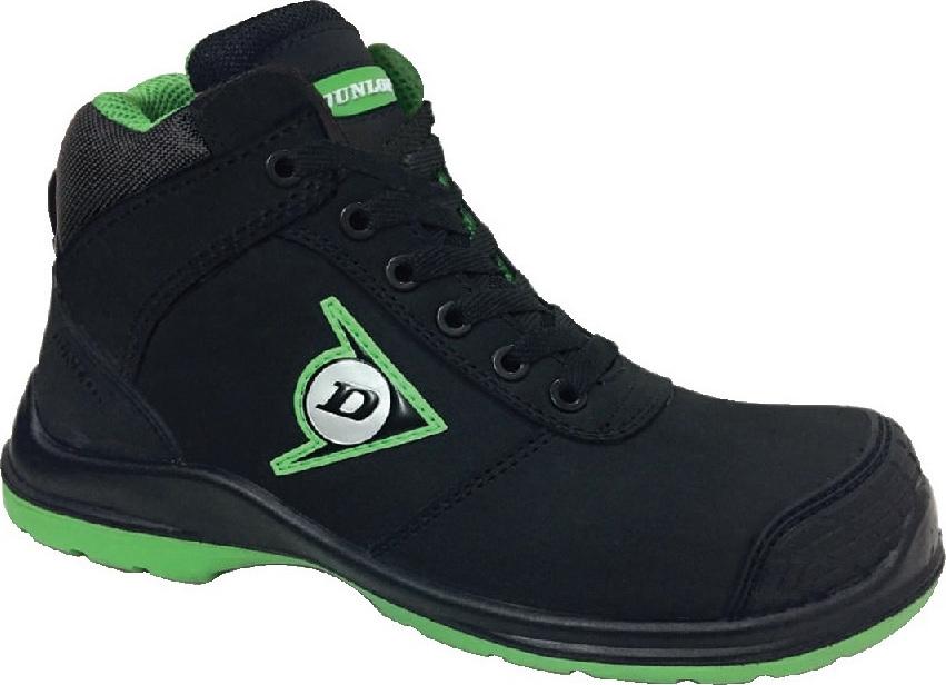 Παπούτσια εργασίας Dunlop First Range High Plus S3 No.40-46