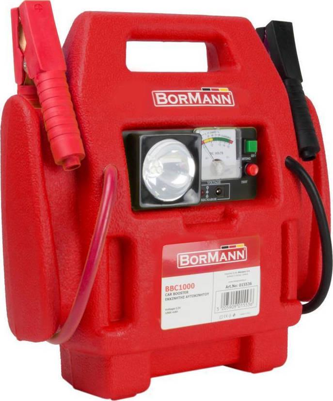 Εκκινητής μπαταριών 12V Bormann BBC1000