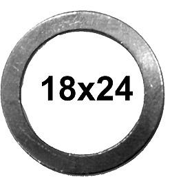 ΡΟΔΕΛΑ ΑΛΟΥΜΙΝΙΟΥ ΓΕΡΜΑΝΙΑΣ 18Χ24