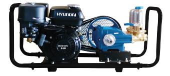 Ψεκαστικό Συγκρότημα Βενζίνης HSP-30/H Hyundai