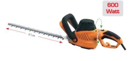 Ηλεκτρικό Ψαλίδι Μπορντούρας KRAFT 600WATT leser cut Λάμα
