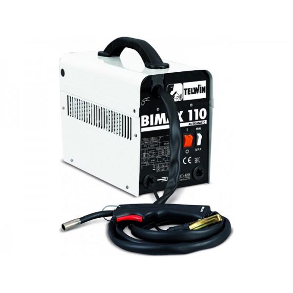 Ηλεκτροσυγκόλληση Σύρματος BIMAX 110 AUTOMATIC TELWIN MIG-MAG/FLUX