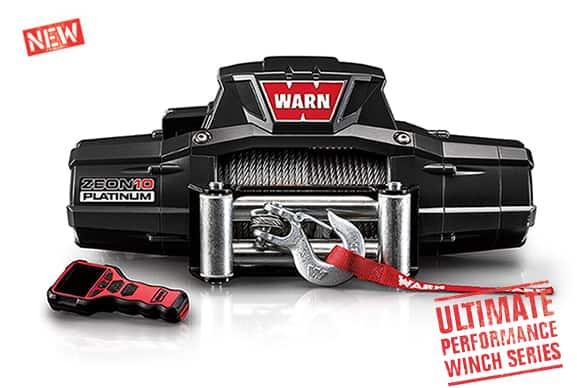 Εργάτης Οχημάτων WARN® ZEON 10 Platinum™