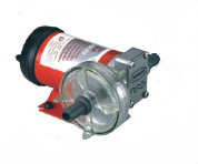 Αντλία γραναζωτή ανοξείδωτη 316 μεταφοράς χημικών οξέων και υγρών μπαταρίας 24V & 900 λίτρα UPX-C