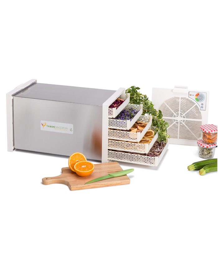 Aποξηραντής φρούτων-λαχανικών SILVER B-5S Linea Biosec Tauroessiccatori