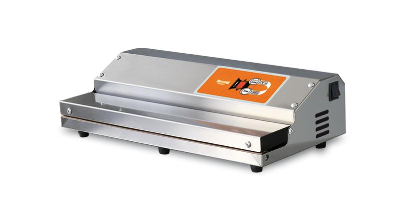 Οικιακή-ερασιτεχνική μηχανή συσκευασίας σε κενό αέρος (vacuum) FAST 50 INOX LAVEZZINI