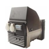 Γεννήτρια μονοφασική AVR ±2% με ελεύθερο άξονα  24 mm - 4,2 KVA - 3000στρ - ER2 CAA -Regulator Ιταλίας