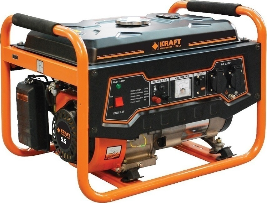 KRAFT Γεννήτρια βενζίνης LT-3600
