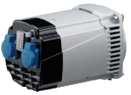 Ηλεκτρογεννήτρια linz 220V 3000 στροφών με σταθεροποιητή τάσης πίνακα 7kva και άξονα