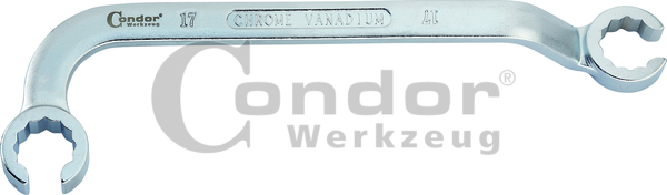 Ιnjection Line Wrench for diesel injection lines on distributors and in-line injection pumps