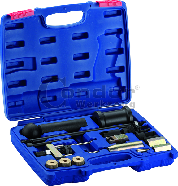 Injector Service Tool Set, 16 pcs.