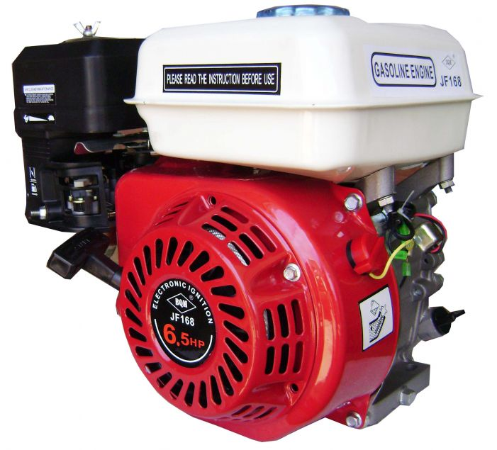 Βενζινοκινητήρας 6.5hp 3600 στροφών JF168